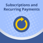 Subscriptions and Recurring Payments Extension
