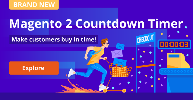 Magento 2 Countdown Timer: Engage customers around the clock